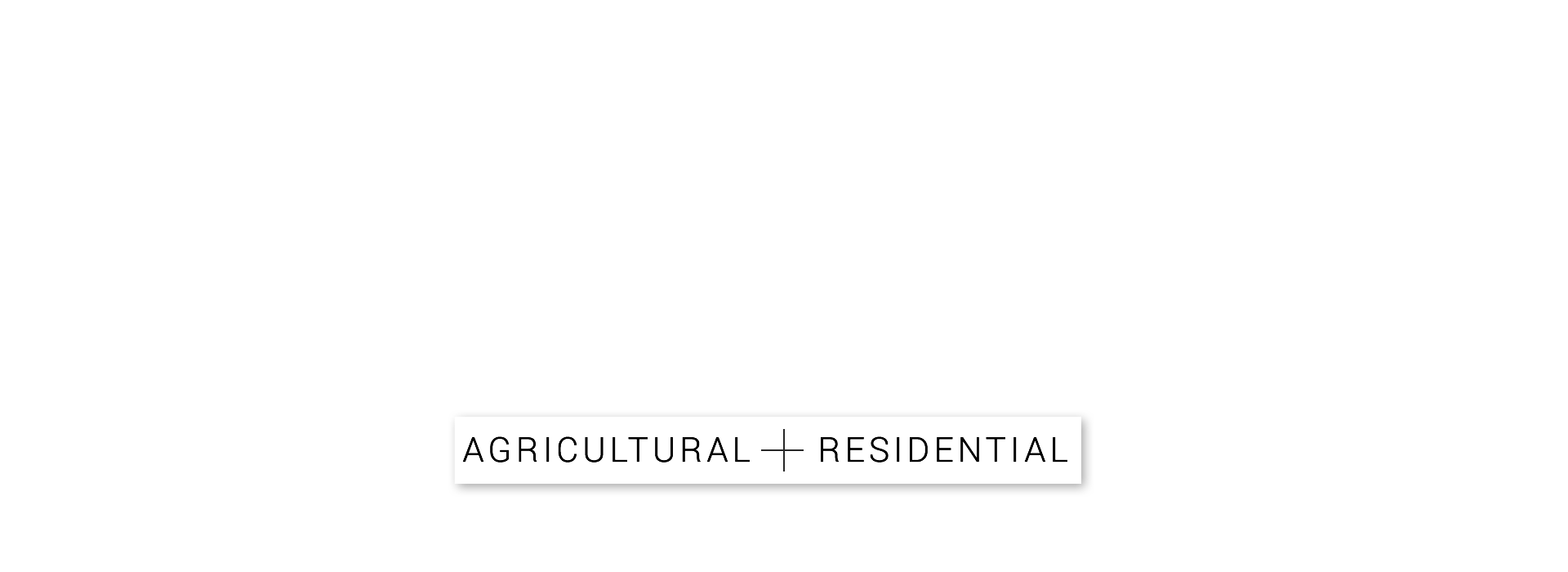 Slide Overlay text - Agricultural + Residential